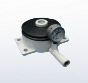 Round Air Spring Vibration Isolator